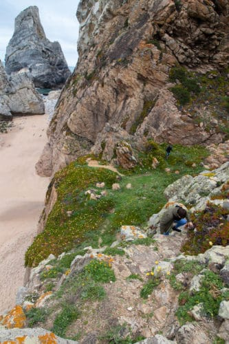 praia da ursa