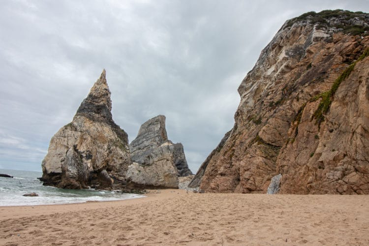 praia da ursa perfect once you are down