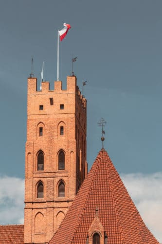 Malbork tower