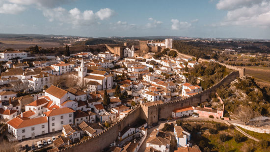 A tour of Obidos