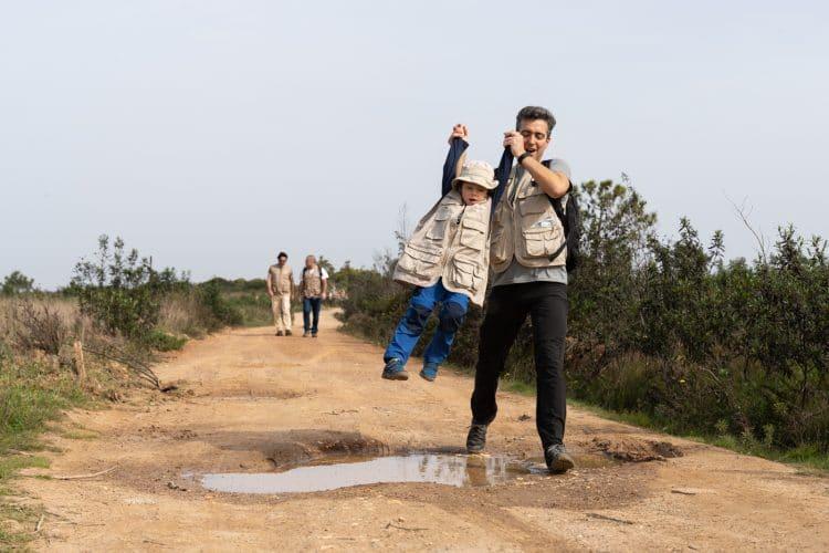 rota-vicentina volunteer having fun