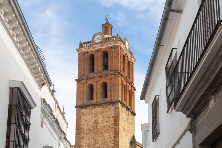 Zafra tower
