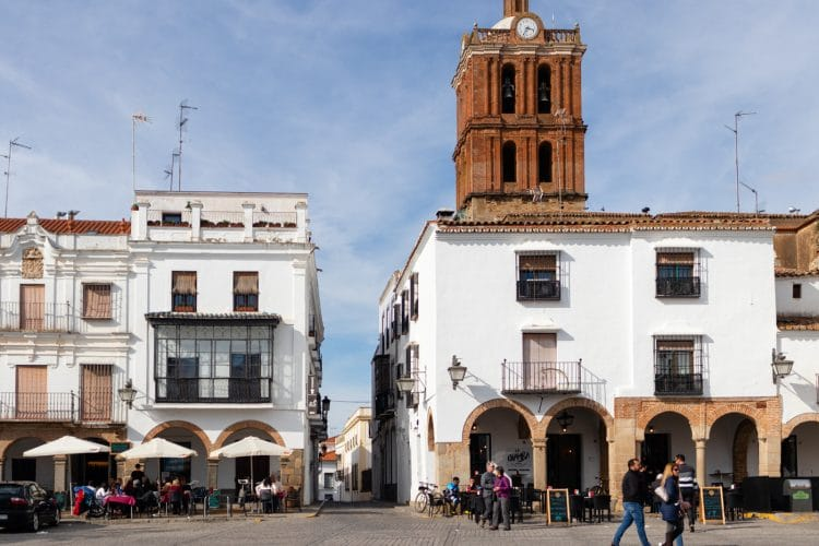 Zafra main square