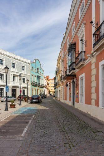 Zafra street