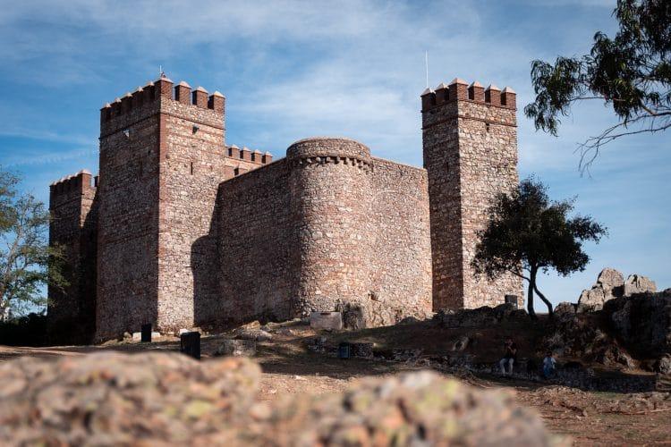 Castle of Cortegana