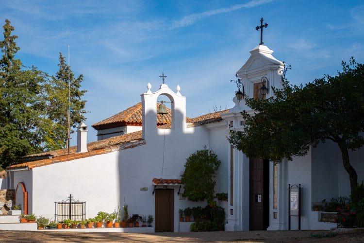 Cortegana church