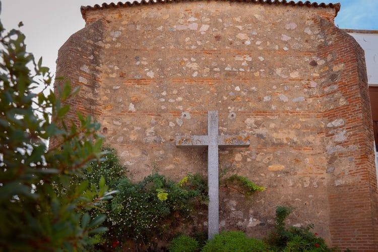 San Sebastian Church Cortegana
