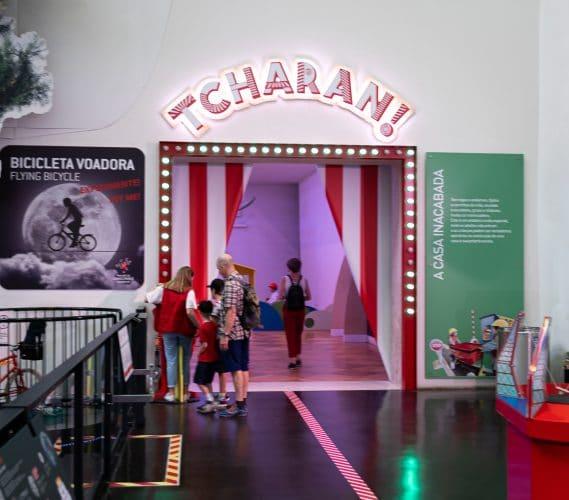 circo tcharan